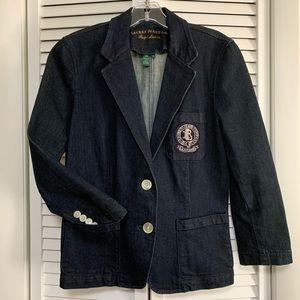 Ralph Lauren Jean jacket size M